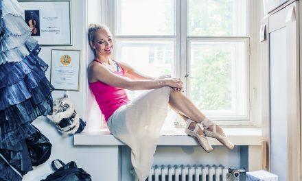 Kohtalokas hyppy sai balettitanssija Minna Tervamäen etsimään hyvää oloa