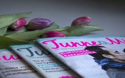 Lukija, kerro mielipiteesi Tunne & Mieli -lehdestä!