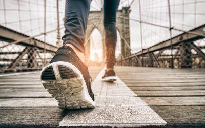 Vähäinenkin liikunta voi pienentää masennusriskiä, ota mobiilisovellus avuksi kävelyn lisäämiseen