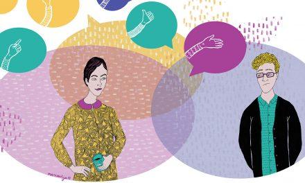 Äänettömällä: Sanatonta viestintää voi harjoitella, mutta aito vaikutelma syntyy hetkissä