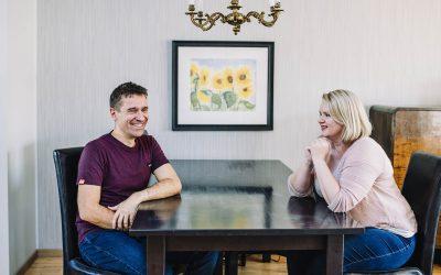 """Tanja ja Harri ovat toisilleen parhaat ex-puolisot: """"Onnistuimme säilyttämään vanhemmuuden, jota kannattelee vilpitön luottamus"""""""