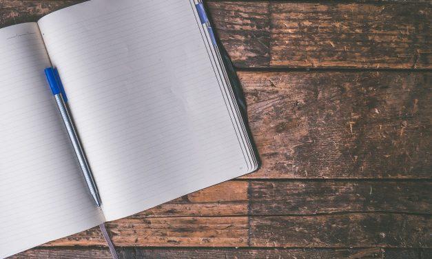 Avaa mielesi solmuja kirjoittamalla